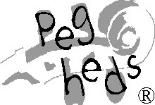 The PEGHEDS Logo
